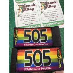 RAINBOW PRIDE ARMBANDS
